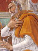 augustines work and philosophy A sure guide to st augustine's thought and theology  augustine's most famous work is not just an  the pagan cicero's exhortation to philosophy.